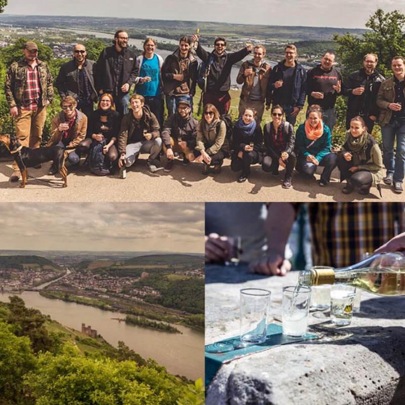 Gutschein: Querfeldwein-Tour